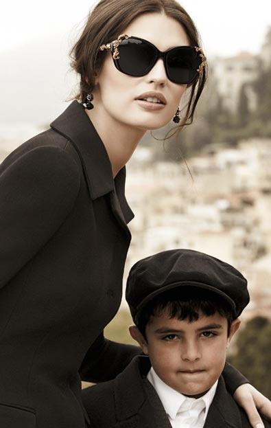 #dolcegabbana Eyewear campaign