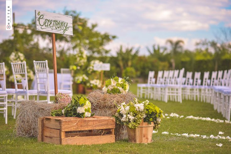 Decoracion Matrimonio Campestre ~ Bodas on Pinterest