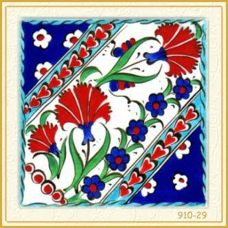- Çini Karo ve Çini Panolar - hediyelik panolar, Çini karolar, iznik karo, Çini Pano, cini panels, ceramic tiles, çini Promosyon,çini Takı, ...