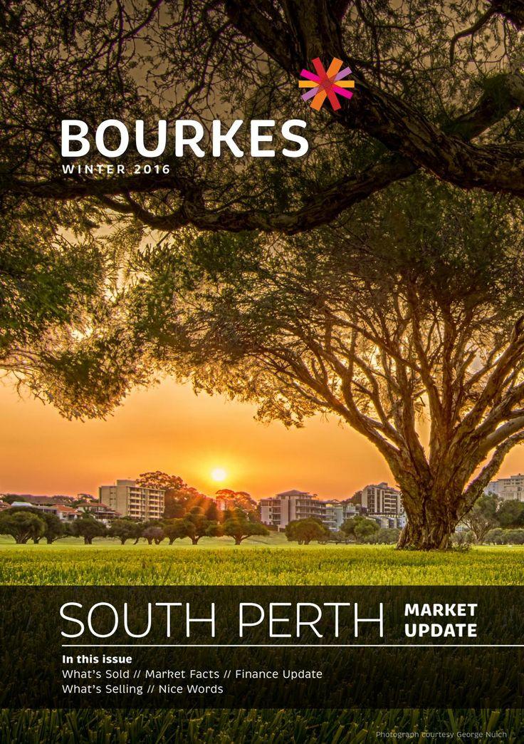 South Perth Market Update - Winter 2016 (Tim Christian)