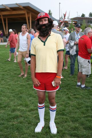 12 Awesome Homemade Costume Ideas for Guys with Beards- Halloween 2015 - Beard and Company