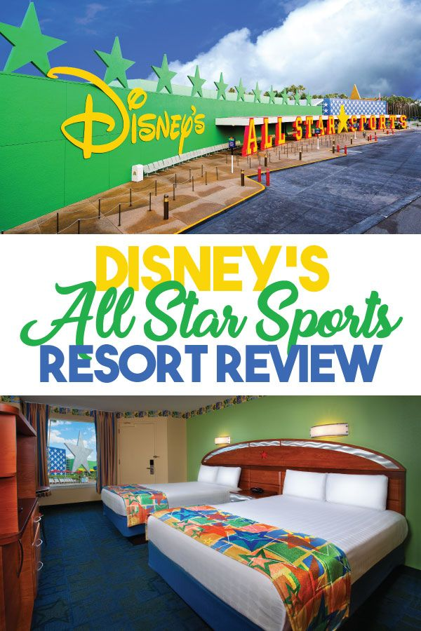 77987b6a2cc7 Disney s All-Star Sports Resort Review in 2019