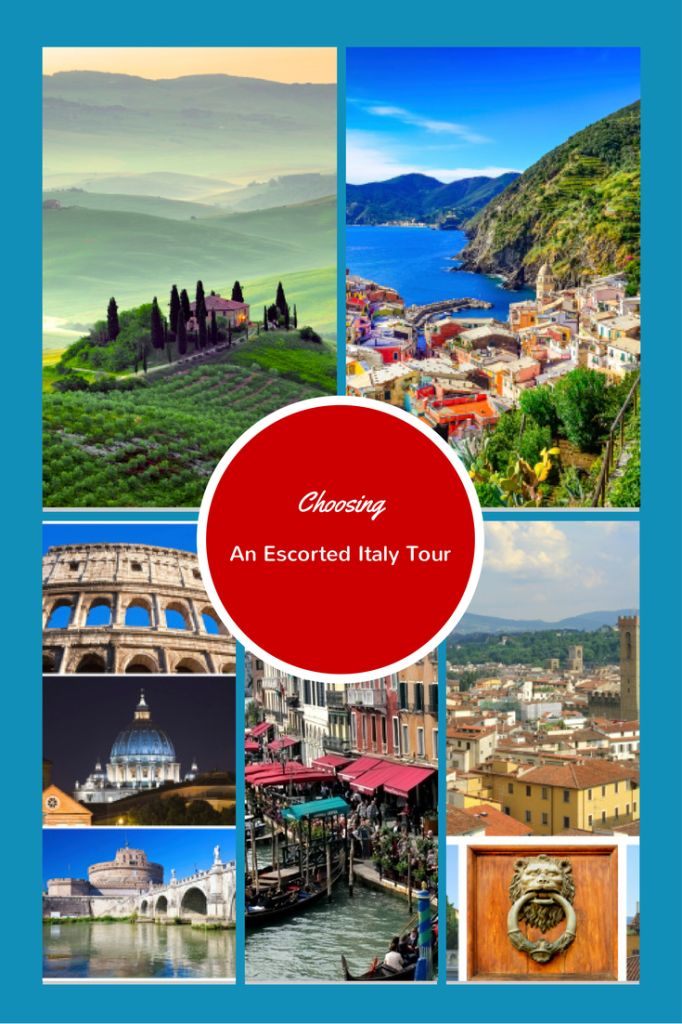 Choosing an Italy tour. A trip to Italy is on so many people's bucket list.  With so many companies to choose from, we share useful information to help you choose the best Italy tour or vacation style for your dream trip to Italy. #italytour