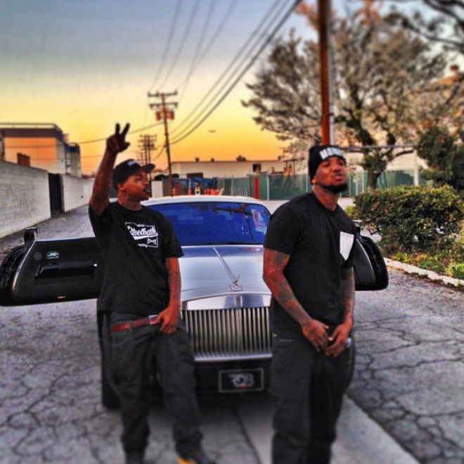 """Compton Menace grabs The Game and Wiz Khalifa for the remix to his track """"Ain't No Changing Me.""""   http://www.yshtmusic.com/home/2013/3/11/compton-menace-aint-no-changing-me-ft-wiz-khalifa-and-the-game"""