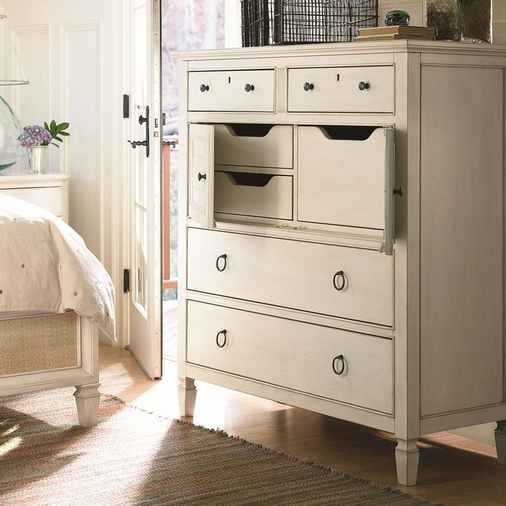 This Dressing Chest Is Not Only A Characteristic Piece Of Furniture But  Quite A Functional Piece. Summer HillTop DrawerBedroom ...