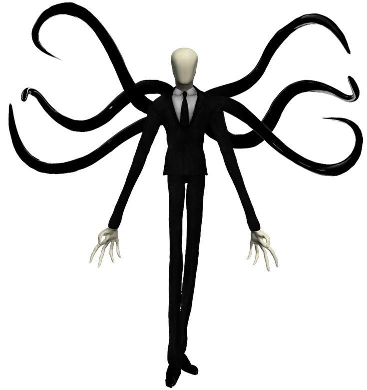 slender man | slender man voiced by n a franchise slender appears in playstation all ...