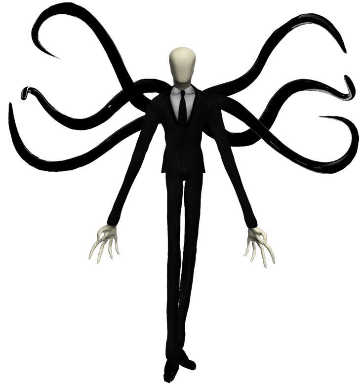 slender man | slender man voiced by n a franchise slender appears in playstation all ...
