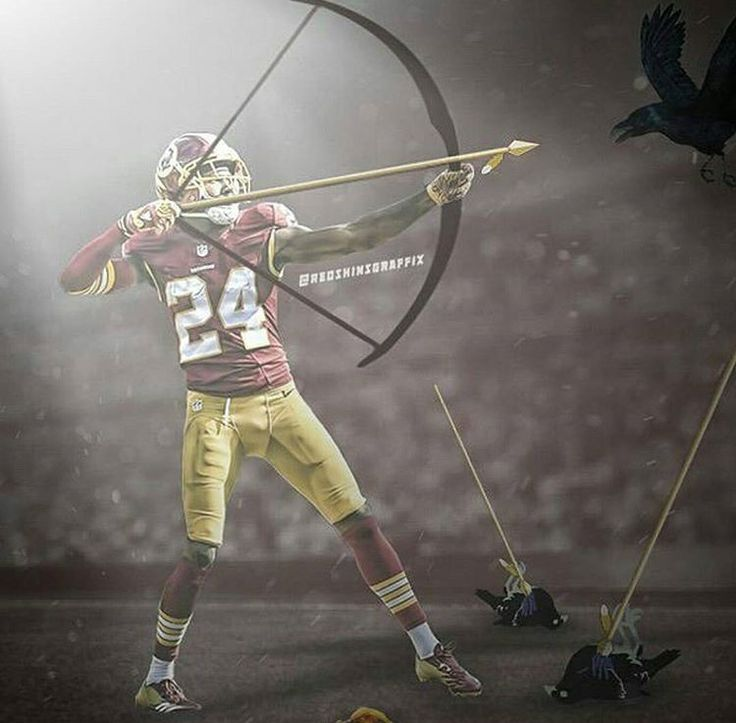 In honor of the stupid Josh Norman fine lol #Redskins #HTTR #NFL