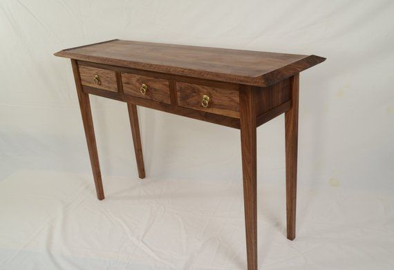 Hall Table Console Table Entry Table Handmade Asian Antique
