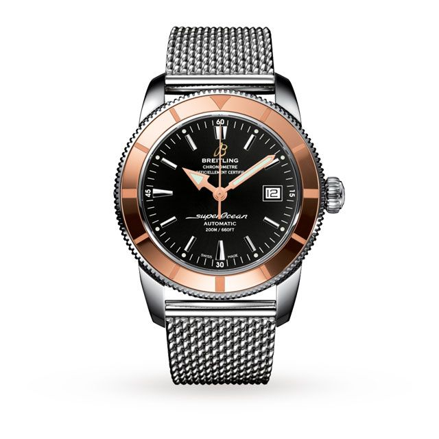 Breitling Superocean Heritage Mens Watch - http://menswomenswatches.com/breitling-superocean-heritage-mens-watch/ COMMENT.