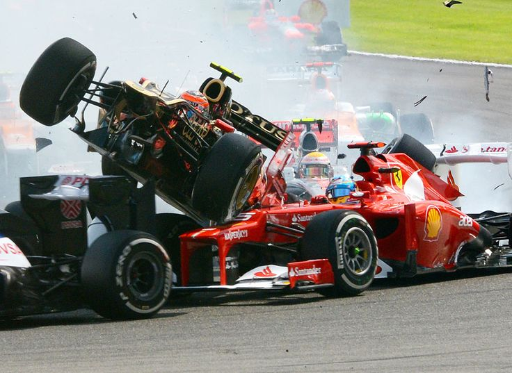 On Formula 1 News