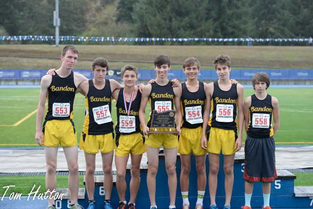Bandon+High+School+Cross+Country+–+State