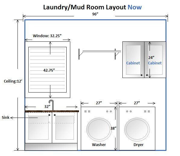 Laundry Room Layouts That Work: 15 Best Laundry Dimensions Images On Pinterest