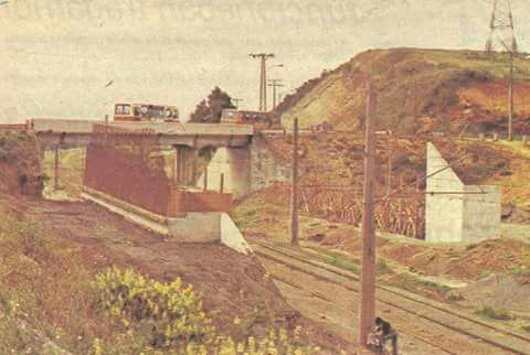 Construcción Puente Perales Talcahuano Concepción Chile.