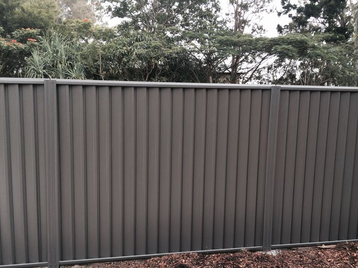Greyridge Northbond fencing