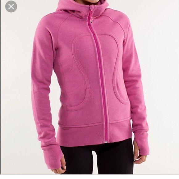 lululemon athletica Sweaters - Lululemon scuba hoodie size 4