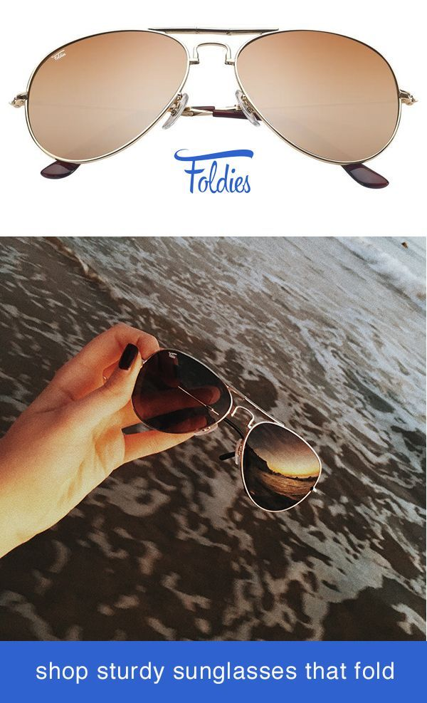 05b7ff26ca Shop mens summer style sunglasses by Foldies. Folding mens sunglass styles  include metal frame sunglasses
