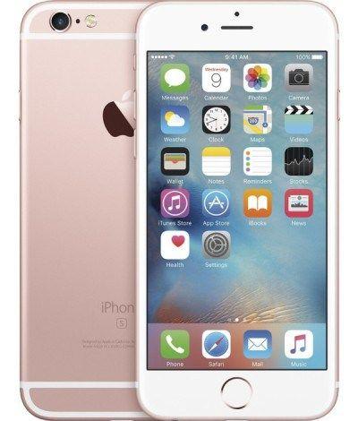 Smartphone Apple iPhone 6s 16GB ροζ χρυσό