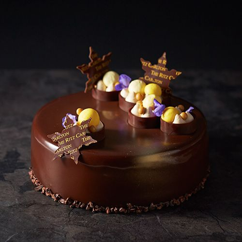 The Ritz-Carlton Osaka 2015 Christmas cake - beautiful look and elegant taste of photos 2