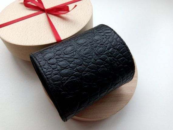 Unique Gift for Girlfriend Women Leather Wallet by Homespirits