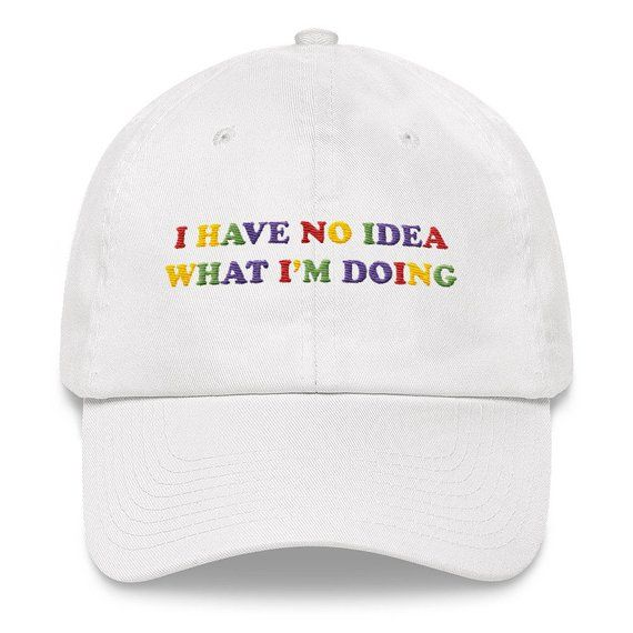 0922978e732 Aesthetic Dad hat