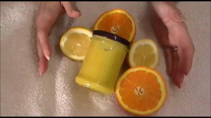 Scrub corpo Arancia&Limone