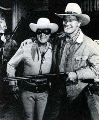 The Lone Ranger and The Rifleman