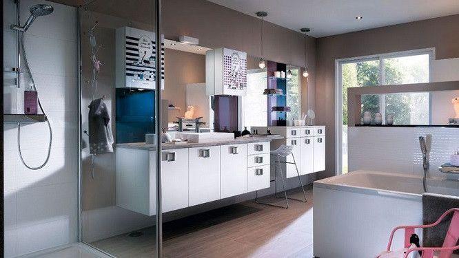 cool Idée décoration Salle de bain - Si d'habitude famille nombreuse rime avec famille heureuse, la chose est moi...
