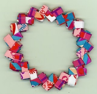 45 Best Images About 83 Crafts Gum Wrapper Paper Chain