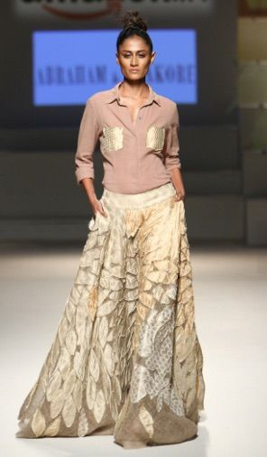 Abraham and Thakore Spring-Summer 2016