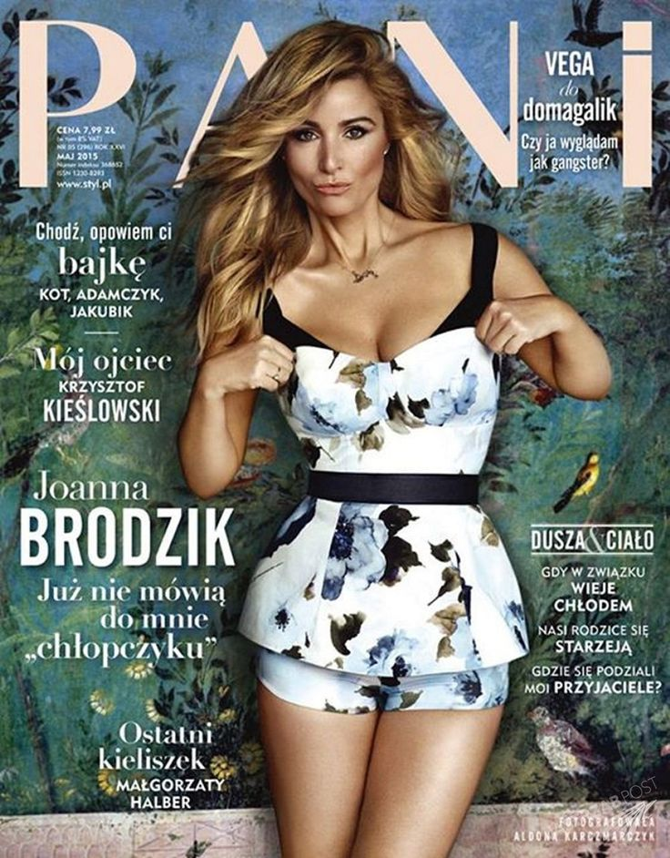Zapraszamy do lektury najnowszego numeru magazynu PANI, w którym Darek Miłek opowiada o mokrych włosach. Co powinniśmy, a czego nie powinniśmy z nimi robić.- #Joanna Brodzik - magazyn PANI