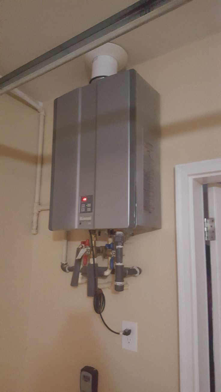 Pros and cons of gas tankless water heaters - Gas Tankless Water Heater