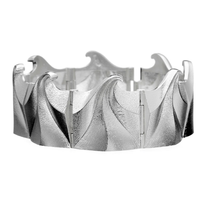 FInlandia bracelet by Eelis Aleksi (nordicjewel.com)