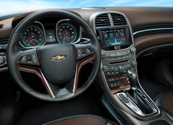 2013 Chevrolet Malibu LTZ Pioneer Premium Sound System