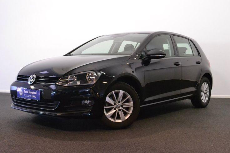 VW Golf VII 1,6 TDi 105 Comfortline BMT - Brugt bil til salg på BilBasen.dk - Forhandler ...