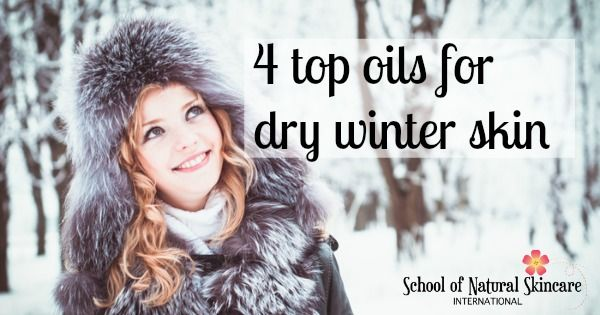 Discover our 4 top carrier oils for combatting dry winter skin. Goodbye dry skin, hello soft, smooth, nourished skin!