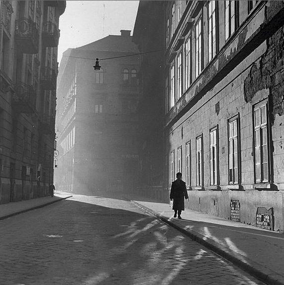 KozaK Lajos. Budapest 1930
