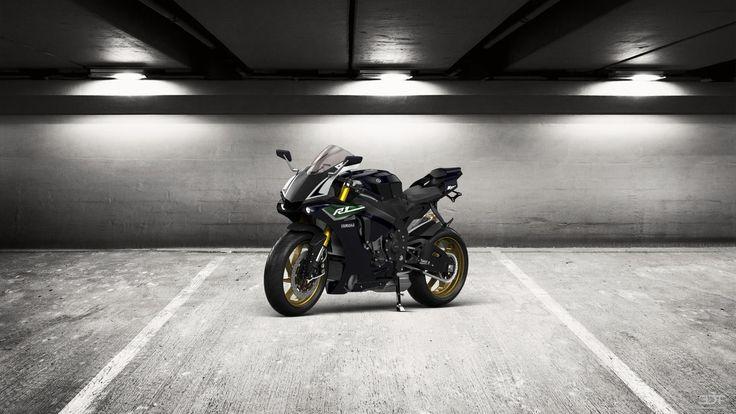 Yamaha YZFR1 2015 Shiva Edition
