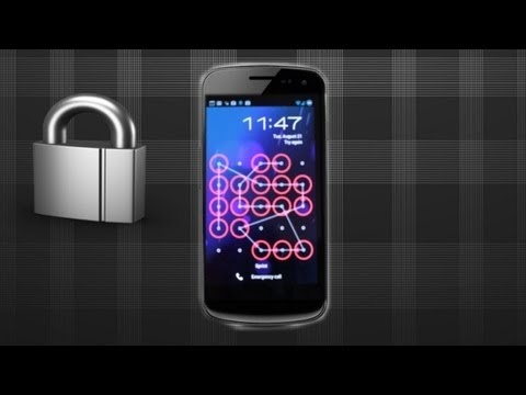 How To Crack Lockscreen Pattern on Android