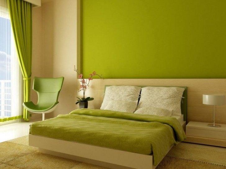 Combinaciones De Colores Con Verde Manzana Pintomicasa Com En 2020 Pared Color Verde Combinaciones De Colores Del Dormitorio Colores Para Dormitorio