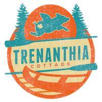 Trenanthia Cottage Retro Logo
