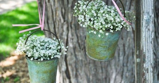 Blog Sobre Organizacion De Bodas Y Eventos Spanish Wedding Planners Ideas Para Decorar Bodas Rusticas Y Vintage Bo Babys Breath Wedding Babys Breath Wedding