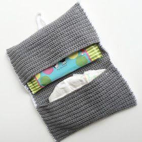 Angels handmade: Luieretui Haakpatroon !!