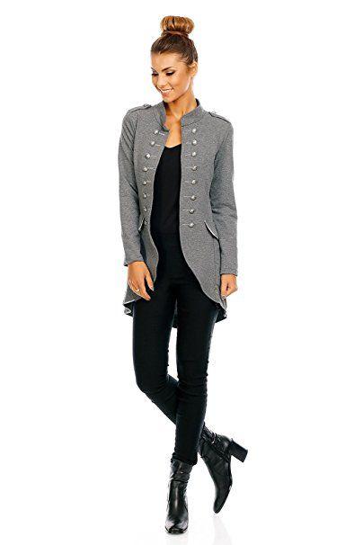 Uniform mantel damen