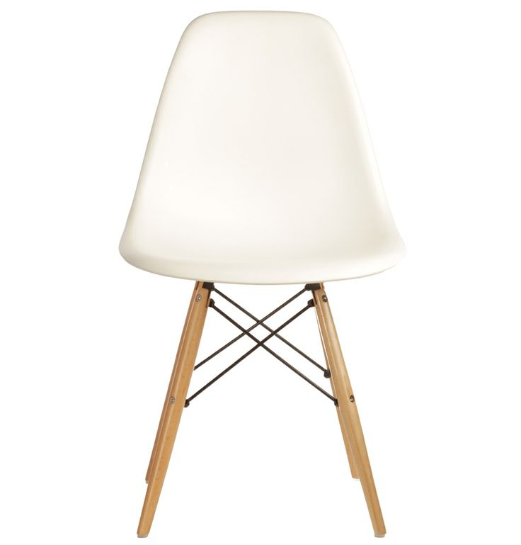 The matt blatt replica eames dsw side chair plastic by for Eames side chair replica