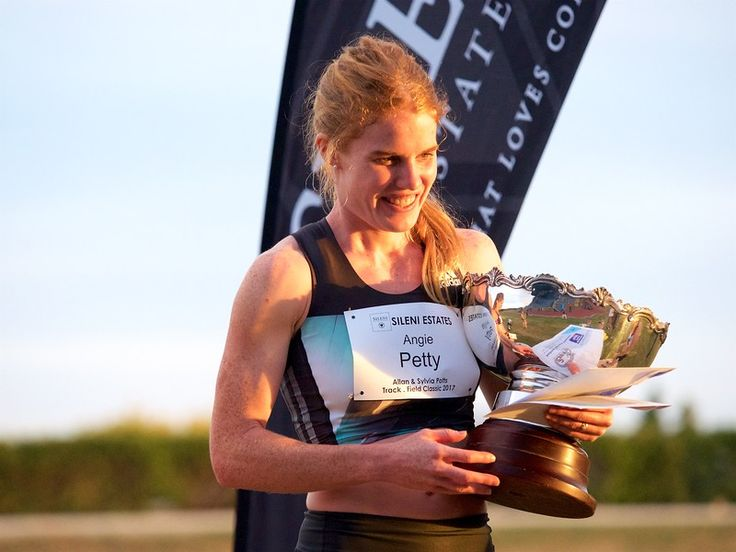Angela Petty at the 2017 Potts Classic at Hastings, New Zealand.