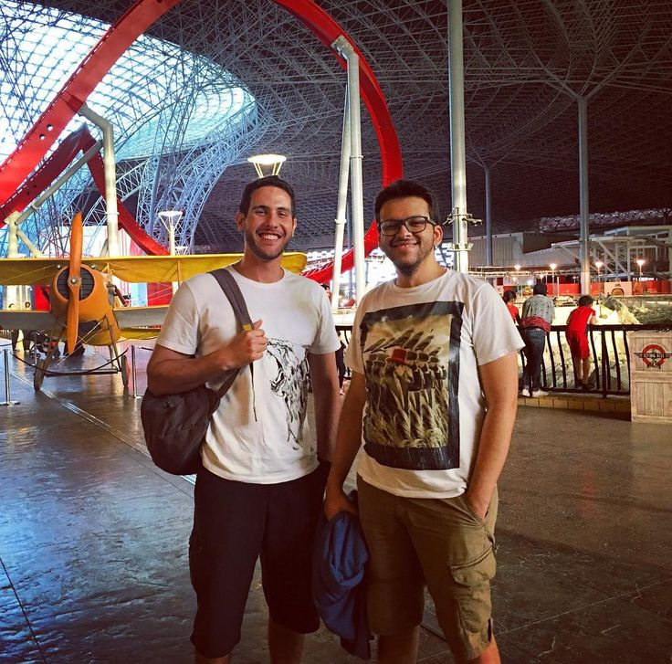 #theme #park #MyAbuDhabi #RollerCoasters #FlyingAces #friends #Ferrari #FerarriWorld #Italian #Speed #adventure #huge #AbuDhabi #capital by mashrafrefaat
