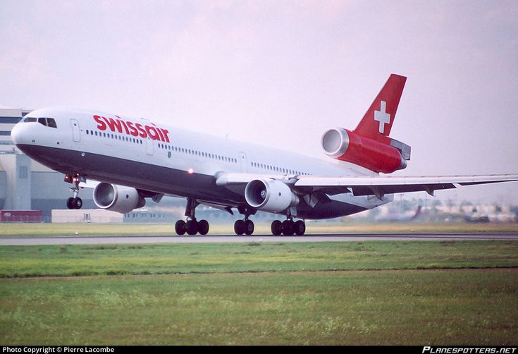 HB-IWH Swissair McDonnell Douglas MD-11 photographed at Montréal Pierre-Elliot-Trudeau International (Dorval) (YUL / CYUL) by Pierre Lacombe