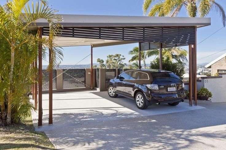 16 best Carport images on Pinterest | Carriage house, Decks and Lean ...
