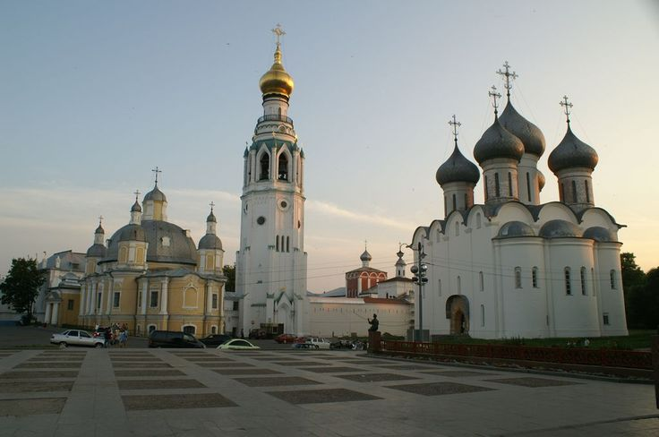 Rostov Russia ~ Where my nephew is on a mission